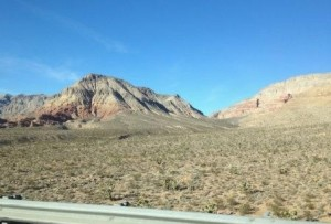 Arizona!  And the snow is gone!