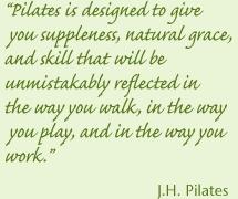 Pilates quote