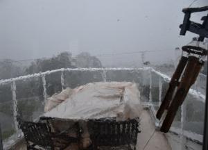 Rain San Diego
