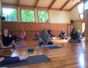Somatic Yoga